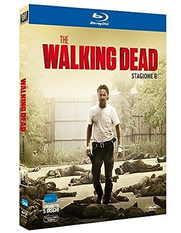 the walking dead - stagione 06 (5 blu-ray) box set