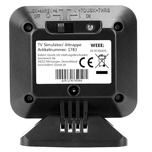 kobert goods – LED TV-Simulator - 5