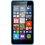 Microsoft Lumia 640 XL Dual-SIM Smartphone (5,7  pantalla  (14,5 cm) Touch-Display, 8 GB, Windows 8.1) azul (importado)