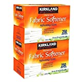 Kirkland Signature Fabric Softener Sheets
