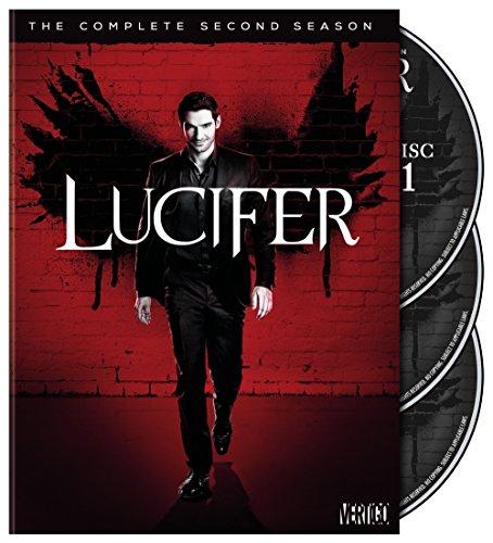 Lucifer:Season 2 [Import allemand]