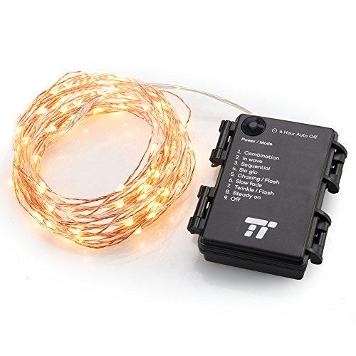 Tira LED de 5m TaoTronics con 8 tipos de iluminación