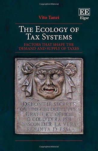 The Ecology of Tax Systems por Vito Tanzi