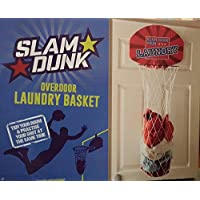 Ardisle Slam Dunk Laundry Gift For Him Boy Dad Husband Boyfriend Christmas Xmas Present Christmas Brother Man Hanging Over The Door Basketball
