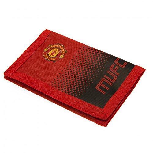 Manchester United F.C. Portefeuille en Nylon