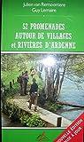 52 promenades autour de villages et rivières
