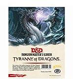 Dungeons & Dragons - Schermo del Dungeon Master 'La tirannia dei Draghi'
