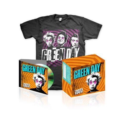 Dos [CD+Medium T-Shirt] by Green Day