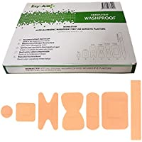 Dermastrip Washproof Plasters - - 7 sizes Assorted by Ezy-Aid preisvergleich bei billige-tabletten.eu