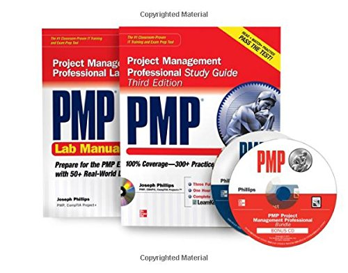 Pmp Project Management Professional Bundle por Joseph Phillips