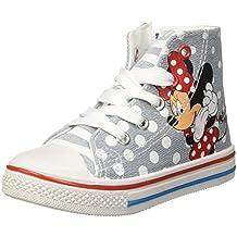 Minnie Canvas Hi - Zapatillas Niñas
