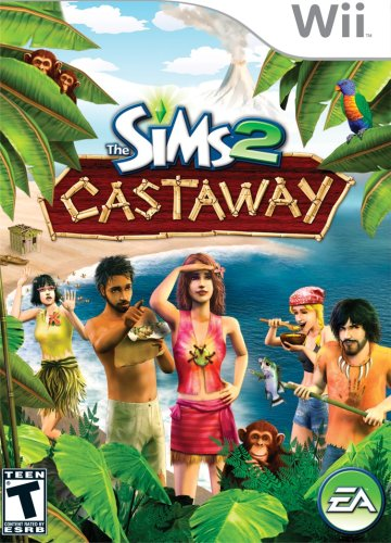The Sims 2: Castaway - Nintendo Wii by Electronic Arts