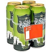 Ye Olde Inglés medio seco Cyder 4 x 500 ml (Pack de 6 x 4x500ml)