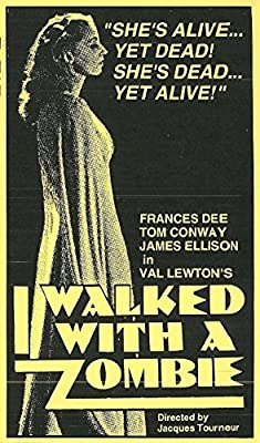 I Walked with a Zombie [VHS]