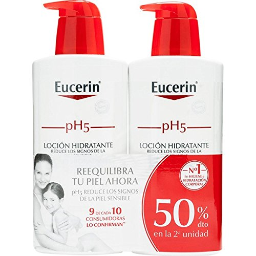 Eucerin Locion Duplo 2 X 400 ml