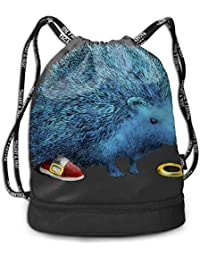 RAINNY Sonic Large Drawstring Sport Backpack Sack Bag Sackpack