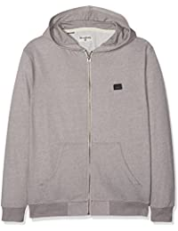 Billabong All Day–Chaleco para niño, Niño, All Day, gris (Grey Heather), FR : L (Taille Fabricant : 16)