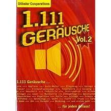 1.111 Geräusche, CD-ROM Für PC und Mac