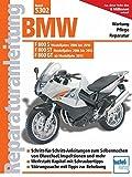 BMW F 800 S (2006-2010) F 800 ST (2006-2012) F 800 GT (ab 2013) (Reparaturanleitungen)