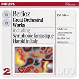 Berlioz: Great Orchestral Works (2 CDs)