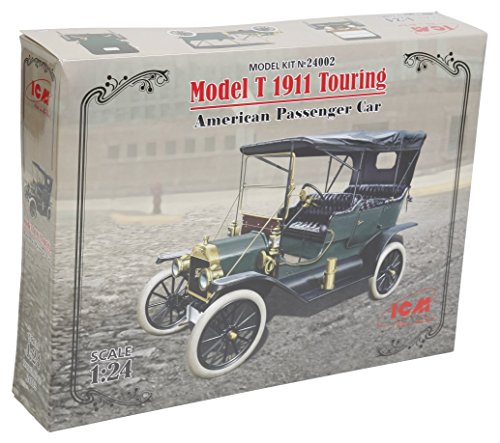 Preisvergleich Produktbild ICM 24002 - 1/24 Ford T 1910, Fahrzeuge