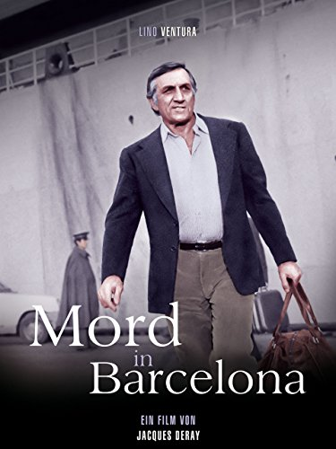 Mord in Barcelona Cover