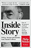 Best Political Biographies - Inside Story: Politics, Intrigue and Treachery from Thatcher Review