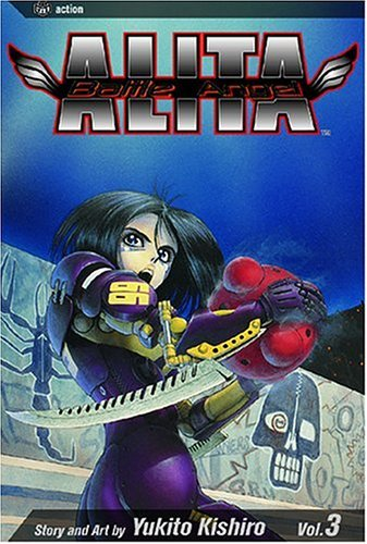 Battle Angel Alita, Vol. 3: Killing Angel Test