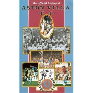 Aston Villa: The Official History Of Aston Villa [VHS]