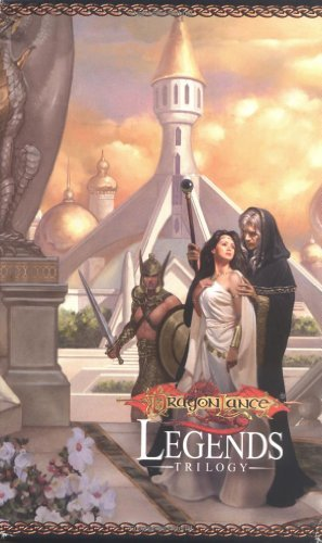 Dragonlance Legends Trilogy (3 Volume Set) by Margaret Weis (2002-09-03)