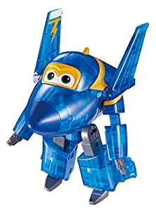 SUPER WINGS EU710230A Transforming X-Ray Jerome, Color Blue