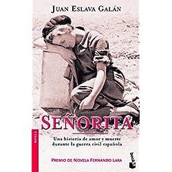 Señorita (Novela y Relatos) Premio Fernando Lara 1998
