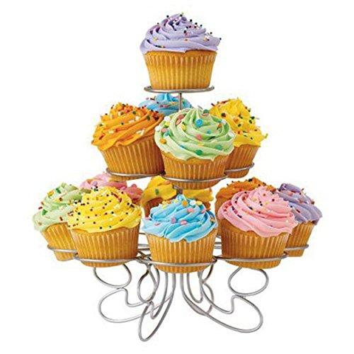 American Originals a 3ripiani porta muffin-può contenere 13cupcake