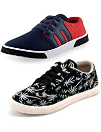 Aircum COMBO Pack Of 2 Pair Of Casual Shoes - B01LY1DE7U
