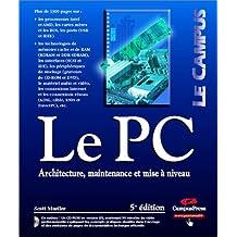 Le PC (avec CD-Rom)