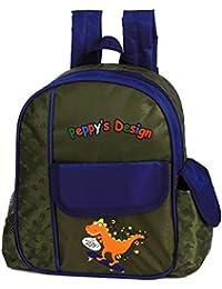 Preisvergleich für SPEAR® Kinderrucksack Skater Dino SAURUS 386 Peppy`s Design Rucksack mit Brustgurt und Adressfach in 3 Farbkombinationen...