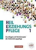 Heilerziehungspflege Band 1 - Grundlagen und Kernkonzepte der Heilerziehungspflege: Fachbuch