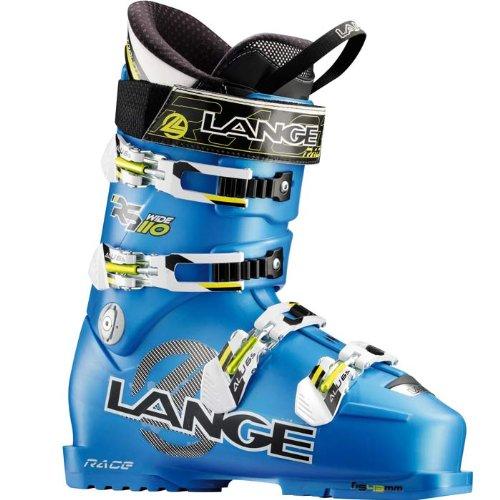 Lange-Skischuhe RS 110Wide-Herren-Blau -