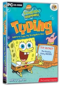 Typing: Learn to Type the SpongeBob way!