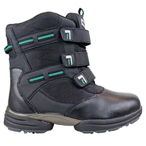 Forgan Golf Winter Boots FULLY WATERPROOF Black/Black