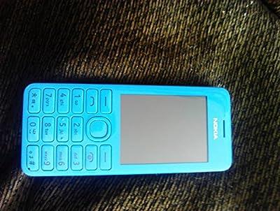 Nokia 206Cian azul Tesco funda para teléfono