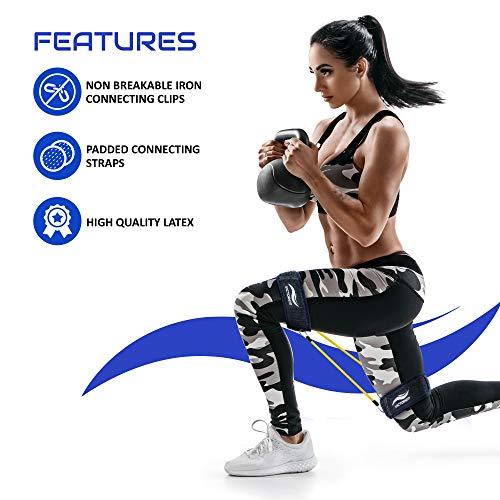 Zoom IMG-1 victorem tubi resistenza gambe set