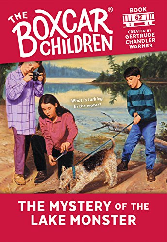 The Mystery of Lake Monster (The Boxcar Children Mysteries Book 62) (English Edition)
