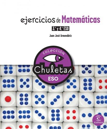 Ejercicios de matemáticas 3º y 4º ESO par JUAN JOSE ARMENDARIZ