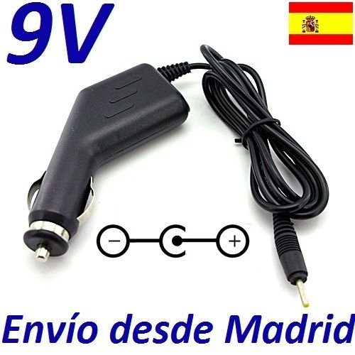 Cargador Coche Mechero 9V Reemplazo Tablet VOYO A-1 Recambio Replacement