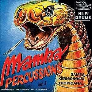 Mamba Percussions /Vol.1