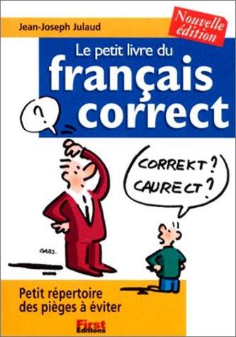 Le Petit Livre du Français Correct, 2002