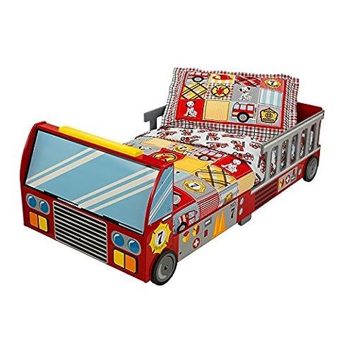 Kidkraft Fire Truck Toddler Cot