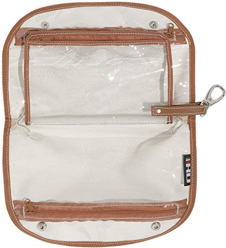 KV adulto borsa Stefania, White Shining, 25 x 15 x 2 cm, 1 litro, KV1036009 Marrone - marrone