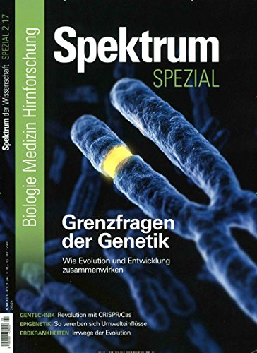 Spektrum der Wissenschaft Spezial Biologie, Medizin, Hirnforschung [Abonnement jeweils 4 Ausgaben jedes Jahr]